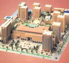 "2) Golden Pyramids Plaza GPP ""CITY STARS"" (Nasr city, cairo)"