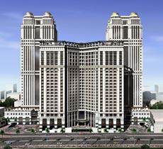 1) Nile city complex (Nile Cornish , Cairo)